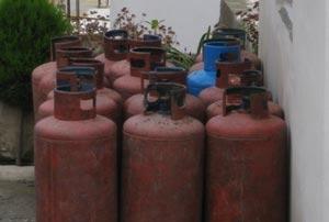 bombola gazi