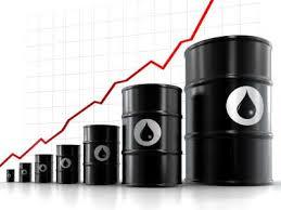 Cmim Nafte ngritje
