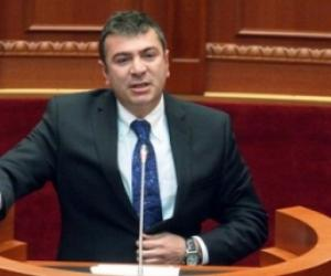 ministri damian gjiknuri kuvend parlament foltore