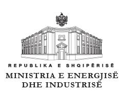 ministria energjise logo mei