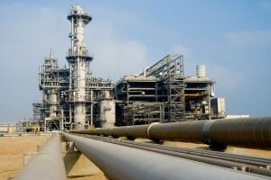 natural-gas-plant central gazi