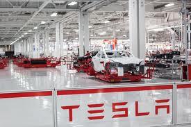 fabrike e makinave elektrike tesla