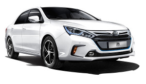 BYD-Qin-Plug-in-hybrid makina elektrike cars