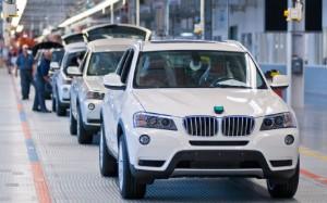 bmw car makina fabrike industri assembly